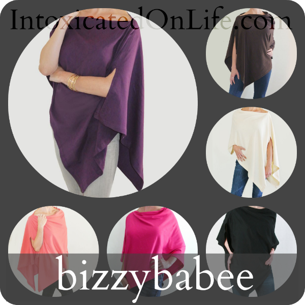 Bizzybabee nursing covers
