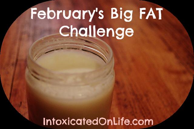 February's Big FAT Challenge