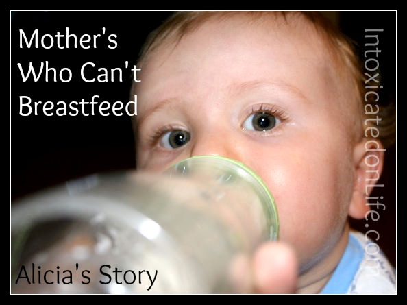 Mother's Who Can't Breastfeed