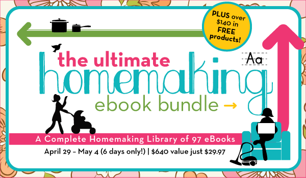 This bundle has great resources for moms, baby care, cookbooks, marriage, and more! $640 in resources for just $29.97 available @ IntoxicatedOnlife.com