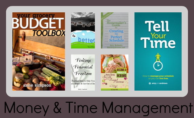 Financial and Time Management