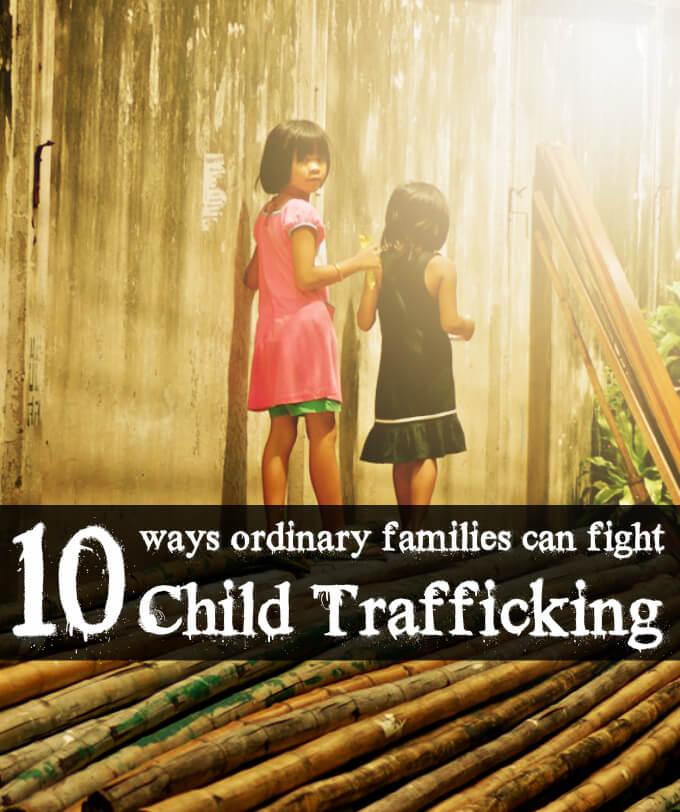 Fight Child Trafficking