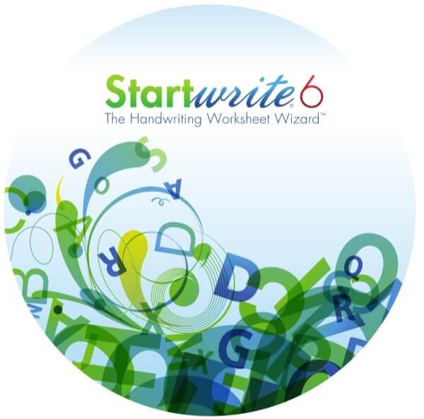 startwrite the handwriting worksheet wizard giveaway. Black Bedroom Furniture Sets. Home Design Ideas