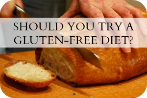 Should you try a gluten free diet