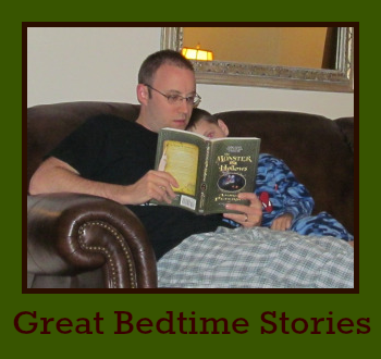 Great Bedtime Stories- The Wingfeather Saga