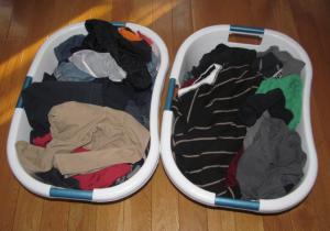 Laundry Experiment