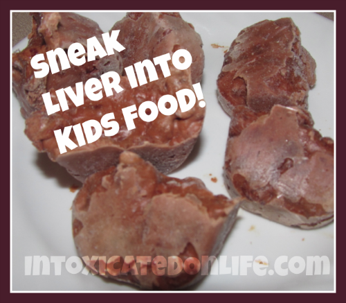 Sneaky way to make kids eat liver liver cubes forumfinder Image collections