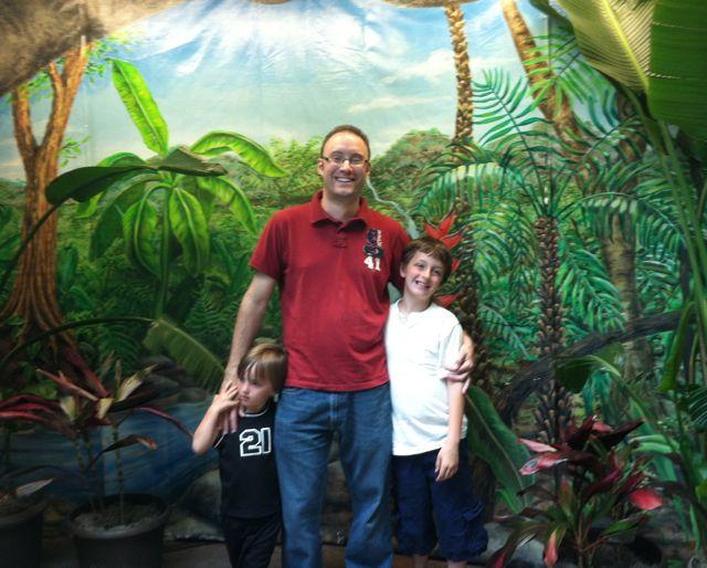 Audubon Aquarium Luke Bradley Cameron