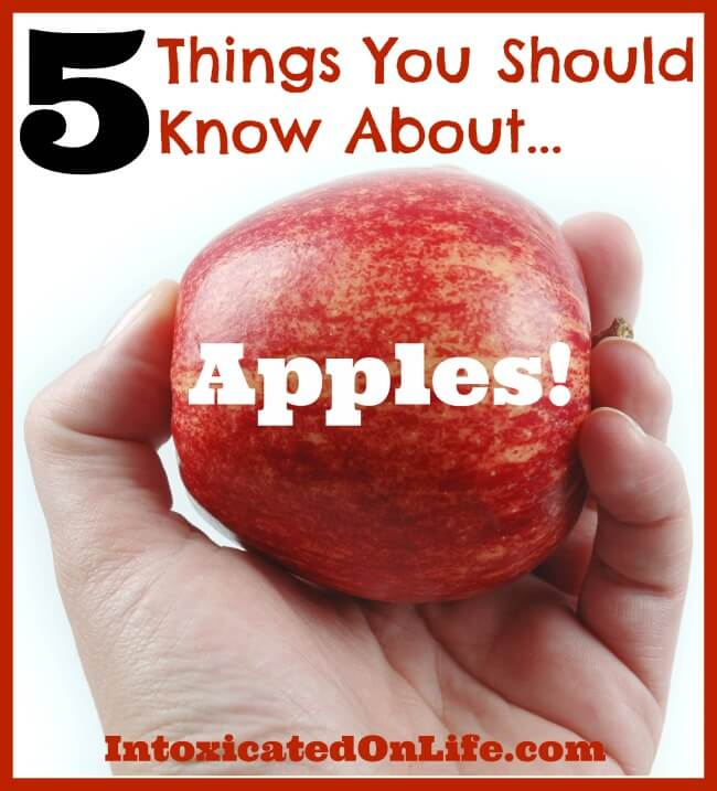 5 Things You Should Know About Apples