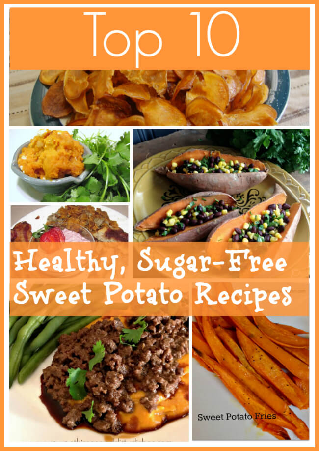 Top 10 Healthy Sugar-Free Sweet Potato Recipes