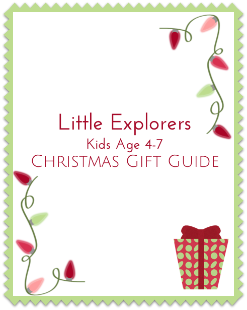 Looking for the perfect gift for that little explorer in your life, but not sure what to get? Check out this fun ideas that would educate, inspire, and excite!