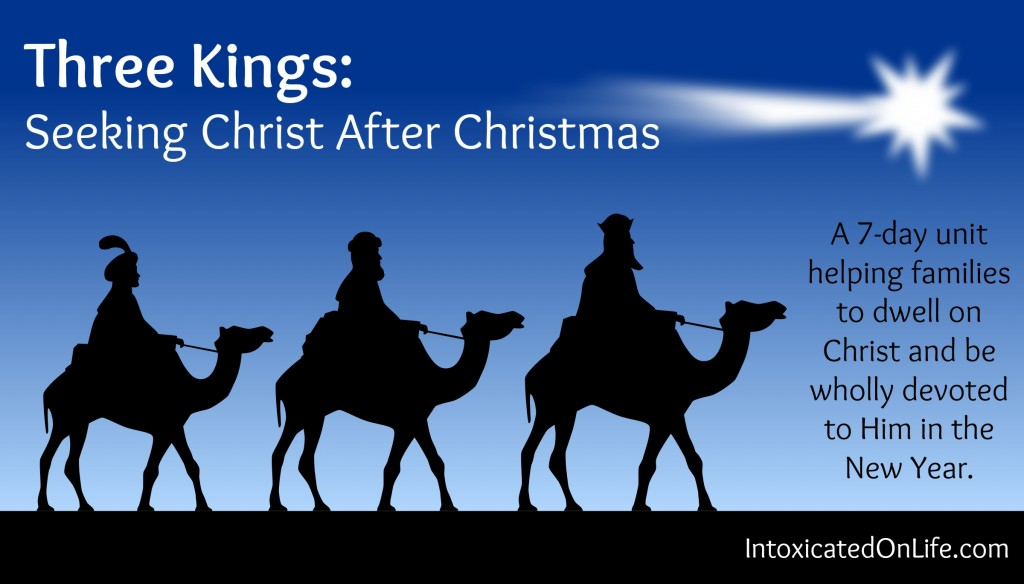 Three Kings: Seeking Christ After Christmas (Free ...