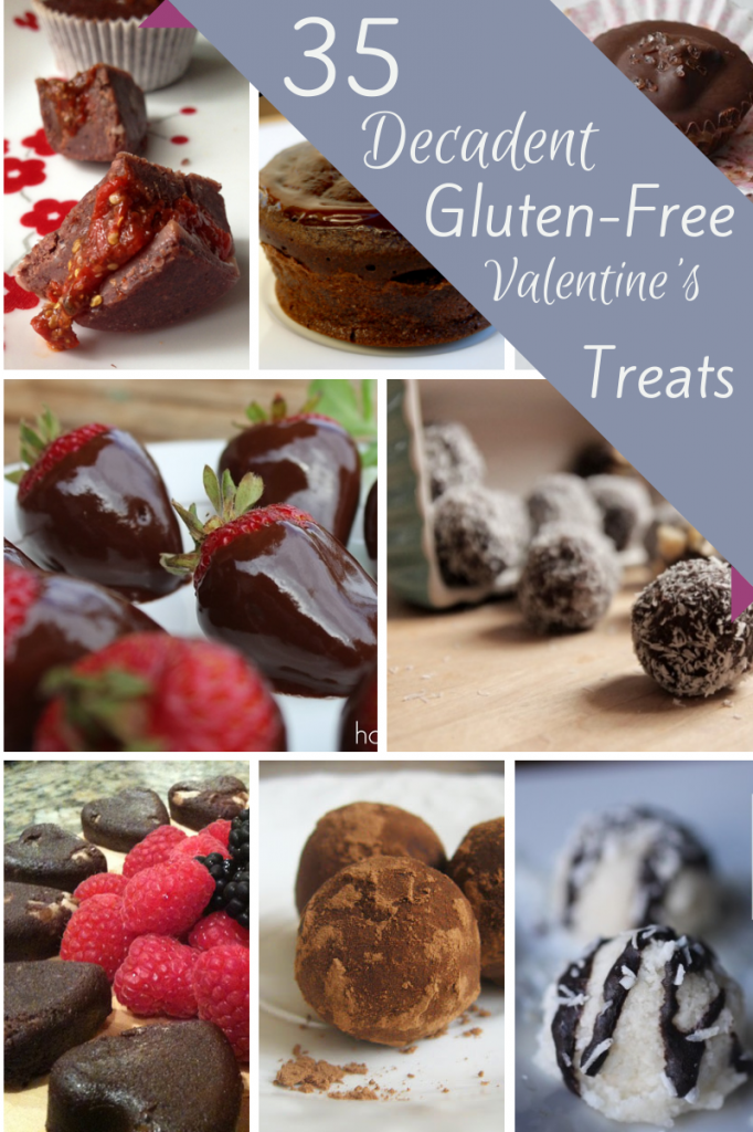 I've got a treat for those of you looking for healthy great gluten-free treats. I've compiled a list of some of the best 35 treats from around the web. https://www.intoxicatedonlife.com/2014/01/28/surprise-valentine-giveaway/