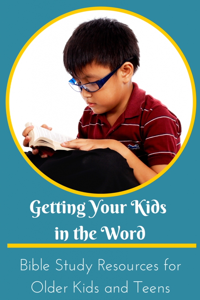 Getting Your Kids in the Word!